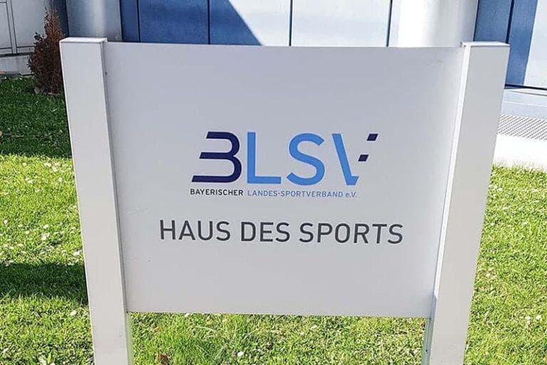Unser Verband - BLSV