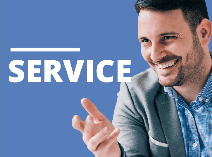 Serviceleistungen des BLSV
