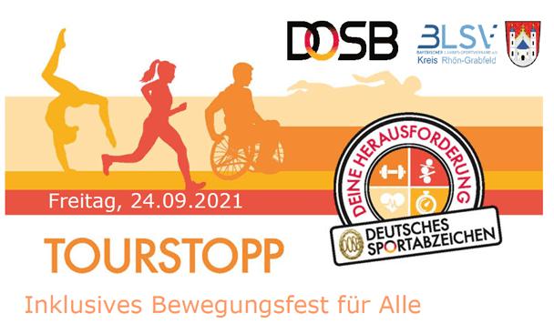 DOSB Tour-Stop Mellrichstadt