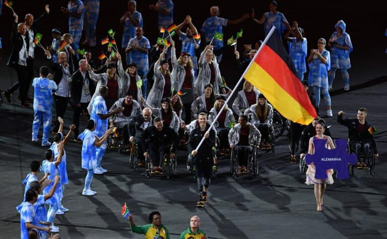 Paralympics - Ralf Kuckuck / DBS