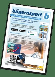 Plakat Anleitung bayernsport ePaper
